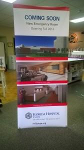 FL Hospital stand
