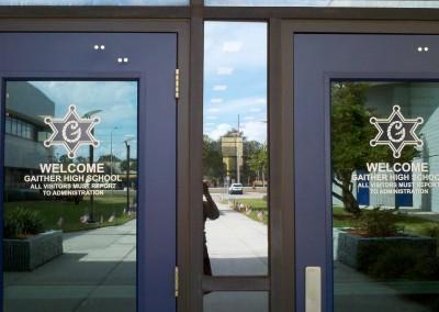 Gaither doors