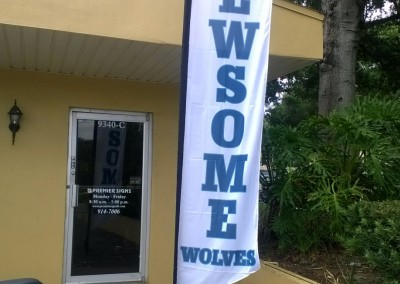 Newsome flag