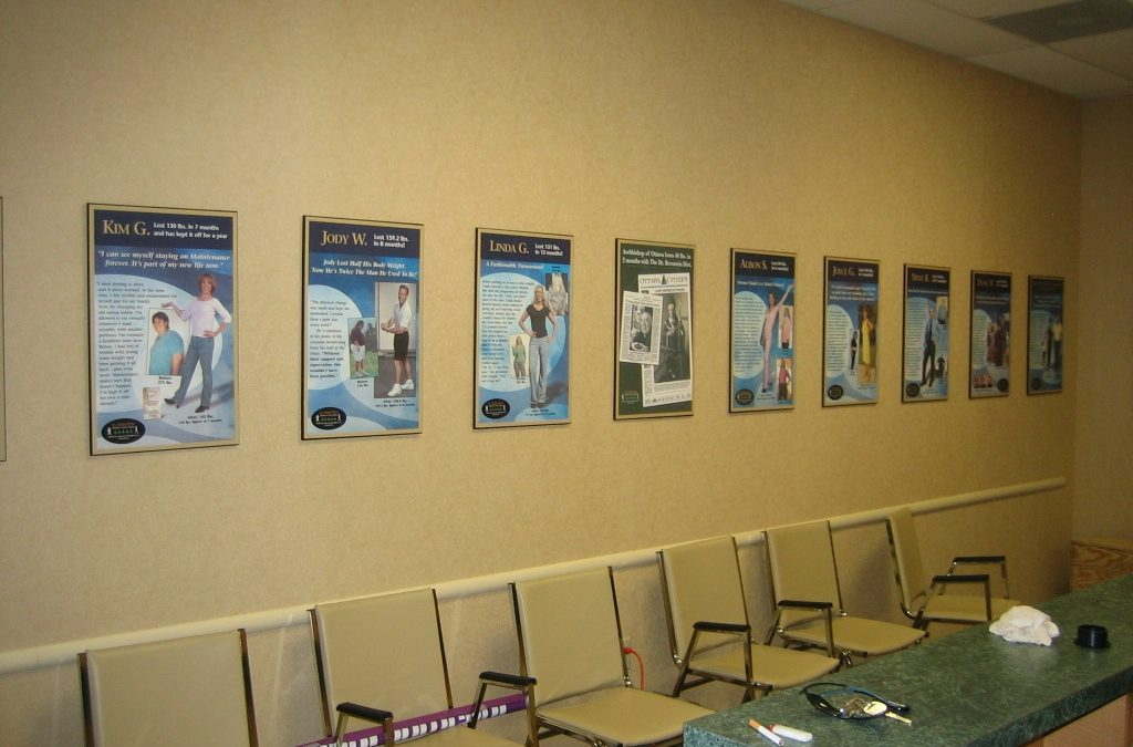 St.Pete, Lutz, Brandon, Tampa-Interior Office, Lobby Signs