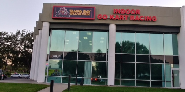 Tampa Bay- Indoor and Outdoor Combination Business Signs