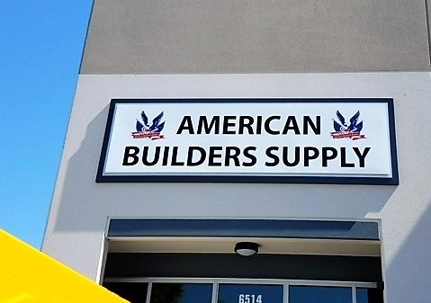 Tampa, Plant City, Riverview-Industrial Site Outdoor Signs