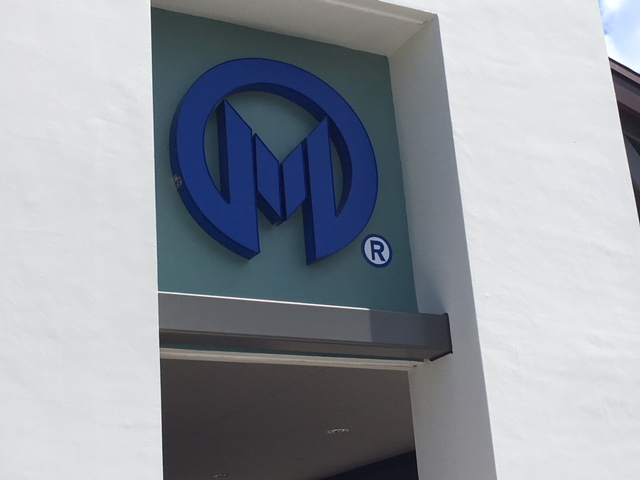 Tampa, Fl- Moffitt Outdoor Building Signage, Directory Signs