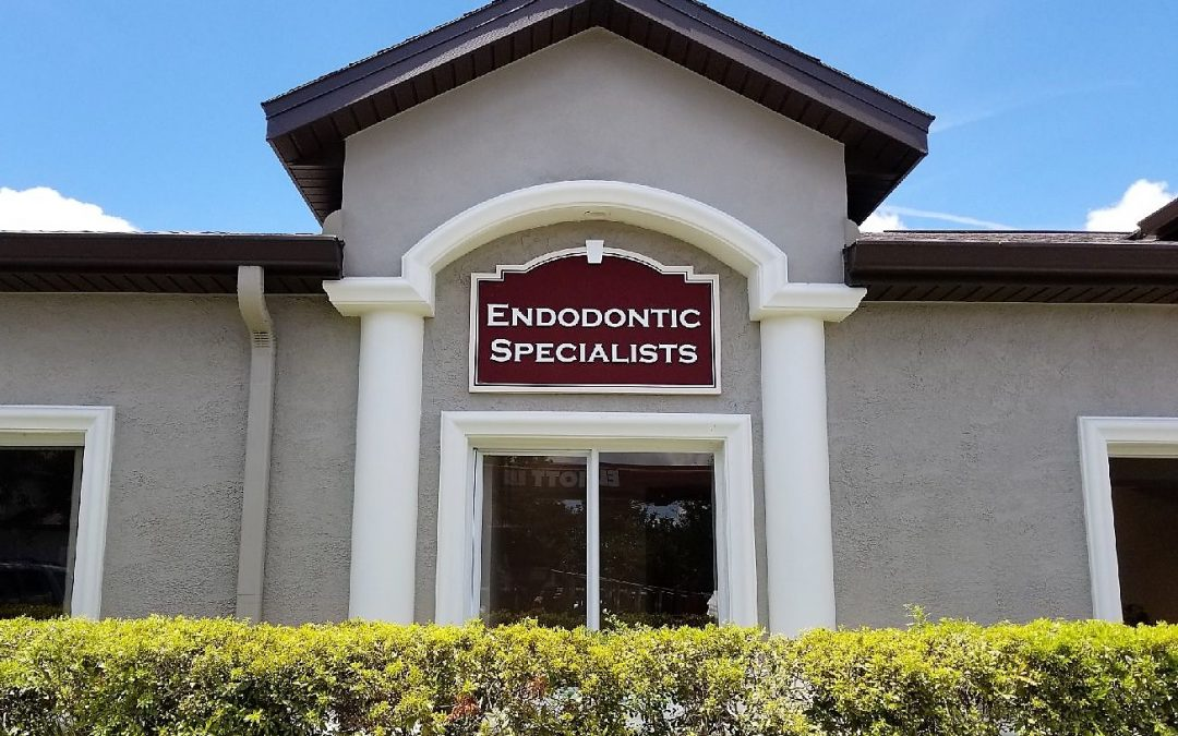 Riverview, FL – Sandblasted Exterior Business Office Signs