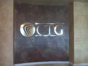 CTG Interior Sign