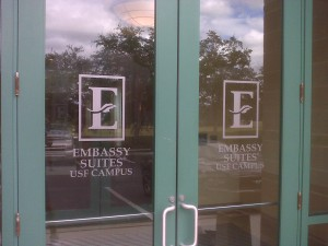 Embassy Frosted
