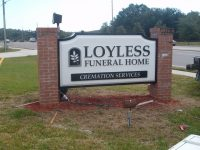 Loyless Lit Monument 2