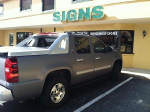 Vehicle Wraps in Tampa, FL