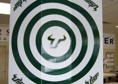 USf Bulls Eye
