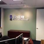 Acrylic/ Lobby Signs in Tampa, Florida for DCR