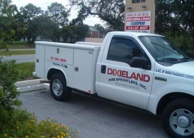 Dixieland Truck