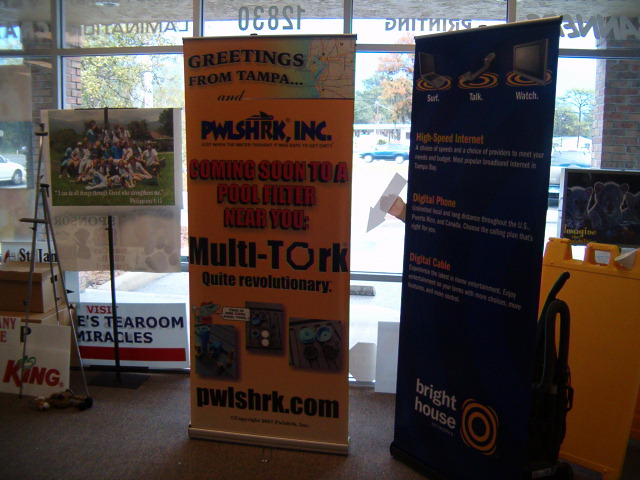 Trade Show Banners in Tampa, FL for your Business.