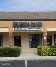 Belmora Salon Dons New Building Signage – Tampa, FL
