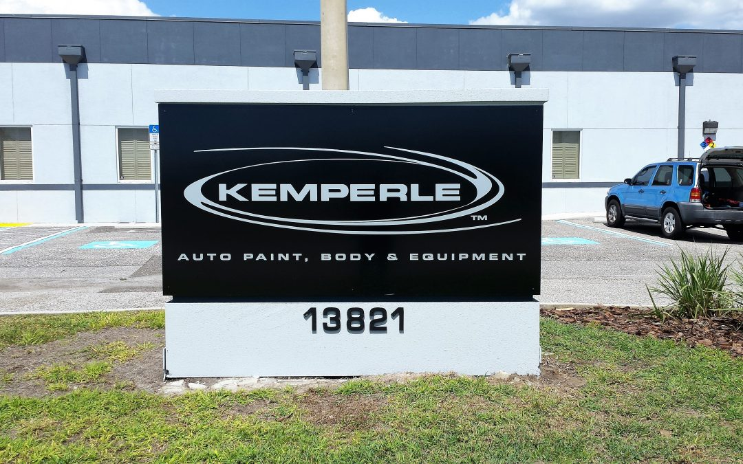 Oldsmar, FL- Kemperle Auto Shop Transformed with New Indoor and Out