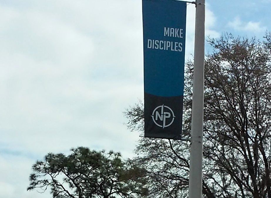 Lutz, FL- North Pointe Church Outdoor Double Sided Banners