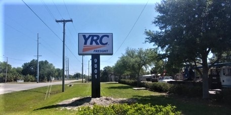 Tampa, FL- Commercial Exterior Business Signs