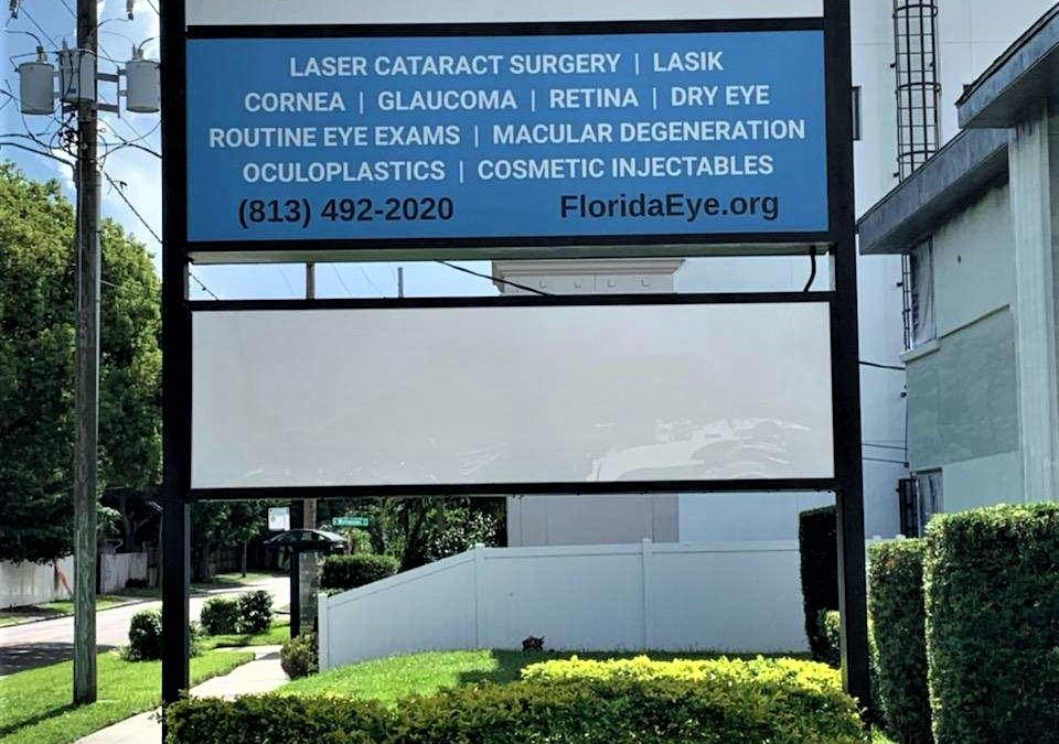 Tampa Bay Area – Exterior Pylon Business Signs