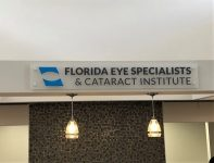 Interior & Exterior Signs Complete South Tampa Medical Office